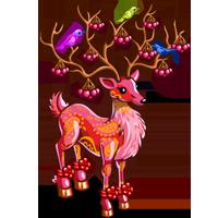 Wood Spirit Deer-icon