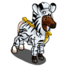 Zebra Costume Horse-icon