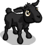 Dark Purplish Gray Lamb-icon