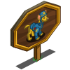 Detective Dingo Mastery Sign-icon