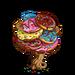 Donut Tree-icon