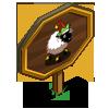 Elf Sheep Mastery Sign-icon