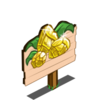 Gold Ore Mastery Sign-icon