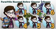 Haunted Hollow Chapter 3 Quests
