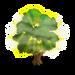 Morning Mist Tree-icon