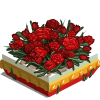 Red Carnation (decoration)-icon