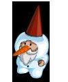 Snowman Gnome-icon