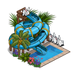 Tropical Slide-icon