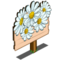 White Asters Mastery Sign-icon