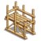 Wooden Scaffolding-icon