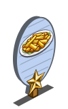 Yam Fries 1 Star Mastery Sign-icon