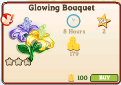 Glowing Bouquet Market Info