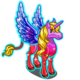 Magical Holiday Pegacorn-icon