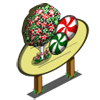 Mint Candy Tree Mastery Sign-icon