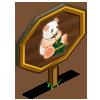 Peach Panda Mastery Sign-icon