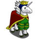 Queen Stepmother Unicorn-icon