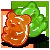 Super Gummi Bear-icon