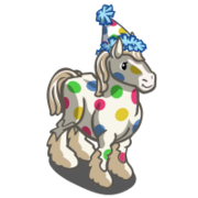 4th Birthday Party Horse-icon