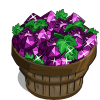 Amethyst Grape Bushel-icon