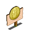 Cantaloupe Mastery Sign-icon