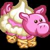Cherry Pie Pig-icon