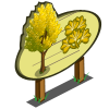 Ginkgo Maple Tree Mastery Sign-icon