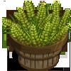 Green Australian Barley Bushel-icon