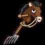 Hobby Horse Rake-icon