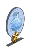 Invisibility Potion 1 Star Mastery Sign-icon