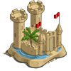 Sand Castle Fort-icon