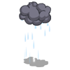 Thunder Cloud-icon