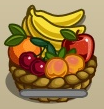 Basket of Fruit Crops-icon