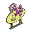 Crystal Cave Tree Mastery Sign-icon