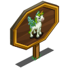 Dew Pegacorn Foal Mastery Sign-icon