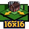 Farm 16x16