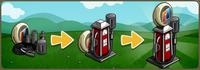 Gas Pump Notification
