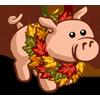 Maple Wreath Pig-icon