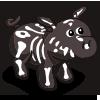 Skeleton Pig-icon