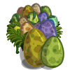 Big Dinosaur Eggs Tree-icon