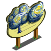 Big Impressionist Tree Mastery Sign-icon