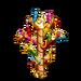 Cookie Straws Tree-icon