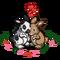 Cuddling Bunnies-icon