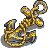 Decorated Anchor-icon