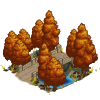 Fall Leaves Bridge-icon