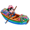 Japanese Boat-icon