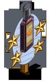 Pumpkin Vinegar 4 Star Mastery Sign-icon
