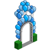 Blue B-Day Arch-icon