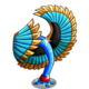 Blue Wings Tree-icon