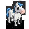 Mini Blue Gypsy Horse-icon
