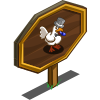 New Year Chicken Mastery Sign-icon